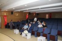 AYHAN ÖZKAN - AB Toplantısına Geç Gelen Memurlara Vali Yardımcısından Tepki