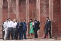 YENI DELHI - ABD'nin BM Büyükelçisi Haley Hindistan'da