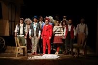 ŞEHIR TIYATROLARı - 'Açık Havada Tiyatro' Etkinliği Başlıyor