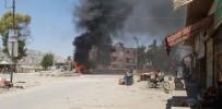 Zeytin Dalı Harekatı - Afrin'de Patlama Açıklaması 6 Ölü