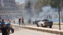 AFRİN - Afrin'deki Patlamada Ölü Sayısı 10'A Yükseldi