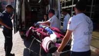 AFRİN - Afrin'deki Patlamada Yaralananlar Türkiye'ye Getiriliyor