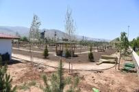 AHMED-I HANI - Ahmed-İ Hani Parkının 2. Etabı Gün Yüzüne Çıktı