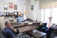 MUZAFFER ASLAN - AK Parti'den Kırşehir Milletvekili Seçilen Mustafa Kendirli, İl Binasında Partililerle Bir Araya Geldi
