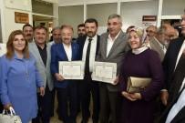 AK Parti Gümüşhane Milletvekilleri Akgül Ve Pektaş Mazbatalarını Aldı