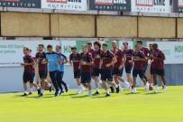 BATUHAN KARADENIZ - Antrenmanlara Katılmayan 3 Futbolcu İçin Noter Tespiti Yapıldı