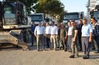 KAYYUM - Atakan Çelik Caddesi BSK Asfaltla Kaplanıyor