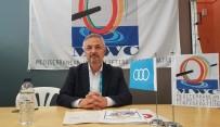 TAŞPıNAR - Başkan Taşpınar, Akdeniz Halter Konfederasyonu Genel Kurul Üyesi Seçildi