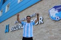 KIRAÇ - BB Erzurumspor'un İlk Transferi Leo İmzayı Attı