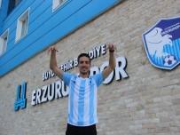 KIRAÇ - BB Erzurumspor'un İlk Transferi