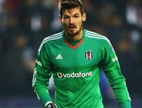 DINAMO KIEV - Beşiktaşlı oyuncu Denys Boyko Dinamo Kiev ile anlaştı