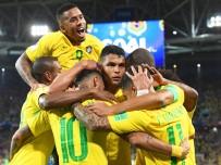 Brezilya grubu lider tamamladı