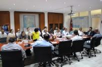 Çanakkale AFAD'ta Haberleşme Toplantısı Yapıldı