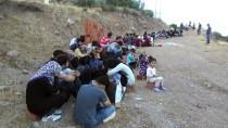 BADEMLI - Çanakkale'de 111 Yabancı Uyruklu Yakalandı