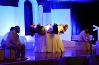 SEMAZEN - 'Canevi' Aliağalı Tiyatro Severler İle Buluştu