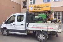 KARAHASANLı - Çankaya Belediyesi İlaçlamalarına 24 Saat Devam Ediyor