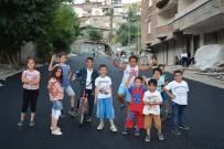 Çocukların 'Asfalt' Sevinci