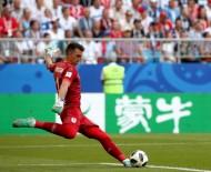 İZLANDA - Dünya Kupası'nda Gol Yemeyen Tek Kaleci