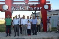 SEMT PAZARI - Erciş Belediyesinden Bir Hizmet Daha
