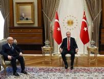 MUSTAFA KALAYCI - Erdoğan'ın Bahçeli'yi kabulü başladı
