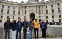 Erganili Öğrenciler Avrupa'yı Gezdi