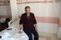 Erkeklerde Nadir Görülen Göğüs Kanserinden Ameliyatla Kurtuldu