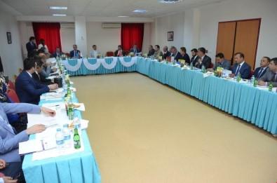 Erzincan Bağımlılıkla Mücadele İl Koordinasyon Kurulu Toplantısı Yapıldı