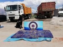 Erzincan'da 58 Kilogram Eroin Ele Geçirildi