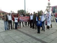 Erzincan'da FETÖ Elebaşı Gülen'in Kuklası İdam Edildi