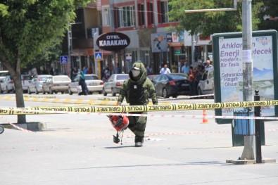Erzincan'da Şüpheli Çanta Paniği