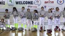 Eskrim Açıklaması Süper Minikler Ve Minikler Türkiye Şampiyonası