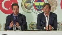 AYKUT KOCAMAN - Fenerbahçe, Cocu İçin İmza Töreni Düzenledi