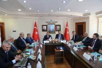 MECLİS BAŞKANLARI - FKA, Haziran Toplantısı Tunceli'de Yapıldı