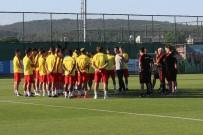 OSCAR - Göztepe, Yeni Sezon Hazırlıklarına Başladı