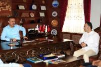 İHA Kayseri Bölge Müdürü Atakan, Belediye Başkanı Seçen'i Ziyaret Etti