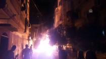 ROKET SALDIRISI - İsrail'den Gazze'ye Hava Saldırısı