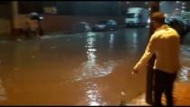 AFET KOORDINASYON MERKEZI - Şiddetli yağış başladı! Tüm uçuşlar durduruldu