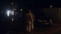 AFET KOORDINASYON MERKEZI - İstanbul'da Şiddetli Yağış Etkili Oluyor