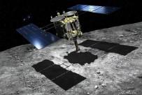 GÜNEŞ SİSTEMİ - Japonya'nın Hayabusa 2 Uzay Aracı Kozmik 'Elmasa' Ulaştı