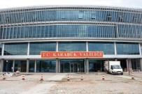 KEMAL ÇEBER - Karabük Valiliği Hafta Başında Yeni Binasında Hizmete Başlayacak