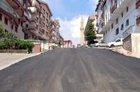 KALDIRIM ÇALIŞMASI - Keçiören Belediyesinde Asfalt Seferberliği