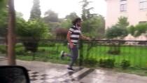 MEHMET SIYAM KESIMOĞLU - Kırklareli'nde Şiddetli Yağış