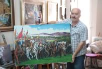 KÖTÜLÜK - Kırşehirli Ressam Ziya Hacıoğlu Açıklaması 'Sanatla Yetişen Bireyler Faydalı Bireyler Olur'