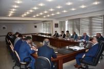 MEHMET UZUN - KÖYDES Toplantısında Yeni Projeler Görüşüldü