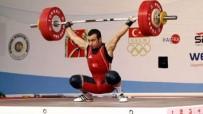 TAŞPıNAR - Kütahyalı Şampiyon Halterciden 2 Madalya Daha