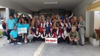 Mudanya Ateşi Ritim Grubu Bosnalıları Coşturdu