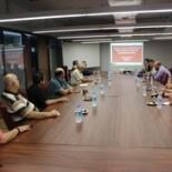 GÖKTÜRK - Mühendislik Fakültesi Danışma Kurulu Toplantısı Yapıldı