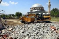 Müminağa Cami Taziye Evi Yapımına Başlandı