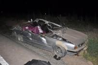 Nişanlı Çiftleri Kaza Ayırdı Açıklaması 3 Ölü