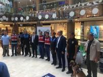 Nissara AVM'de Uyuşturucu İle Mücadele Standı Açıldı
